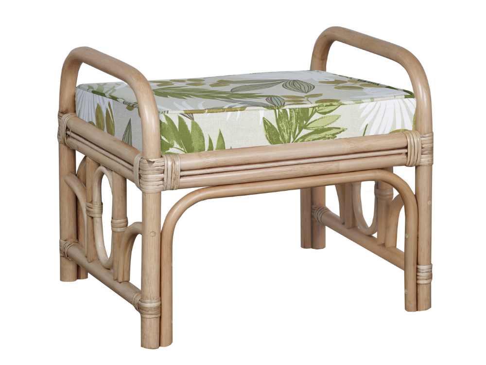 Cane Industries Baltimore Footstool