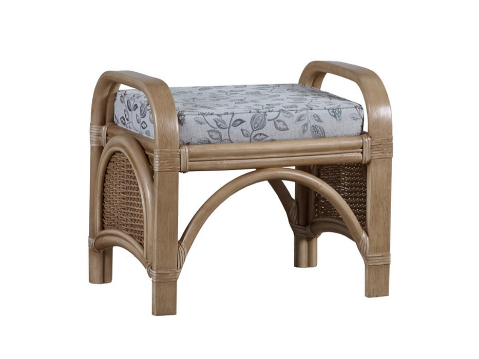 The Cane Industries Bari Footstool