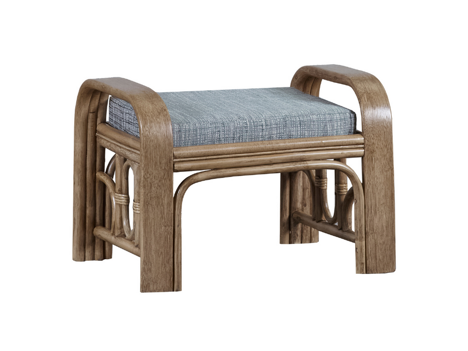 The Cane Industries Belfort Footstool