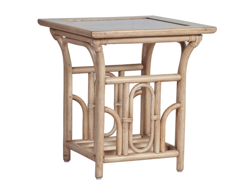 The Cane Industries Catania Lamp Table