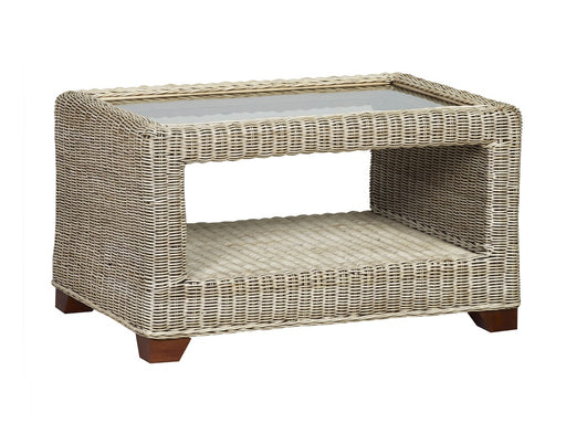 The Cane Industries Della Coffee Table