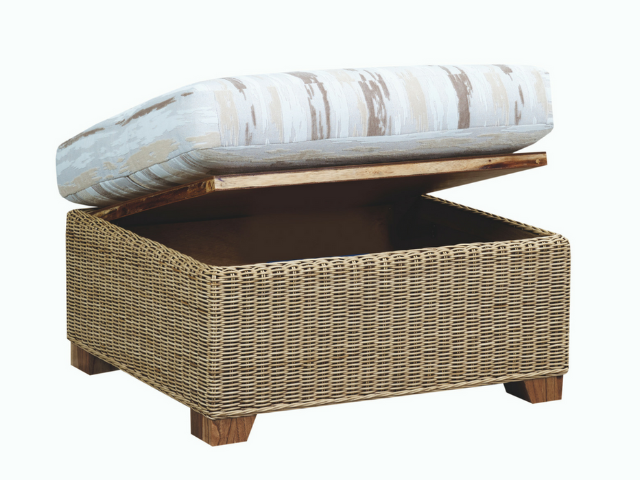 The Cane Industries luca rattan storage