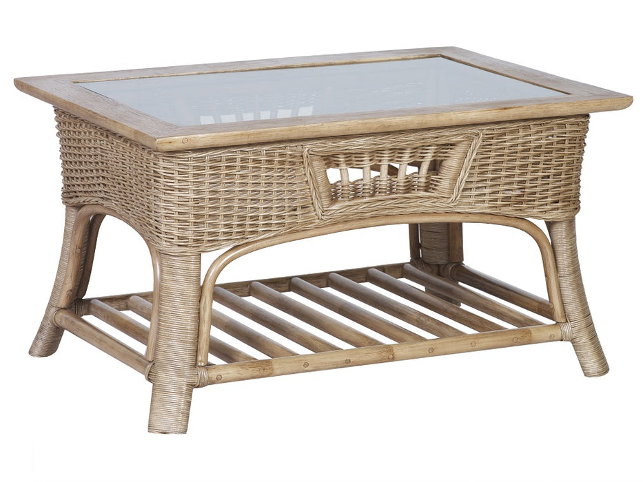 Cane Industries Monza Coffee Table