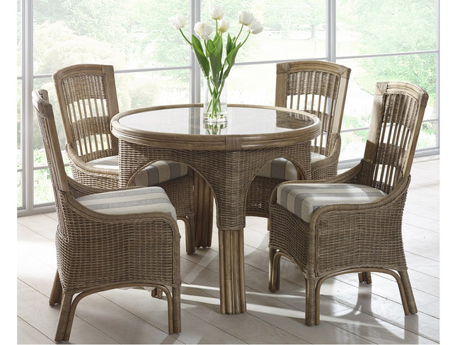 Cane Industries Monza Dining Suite