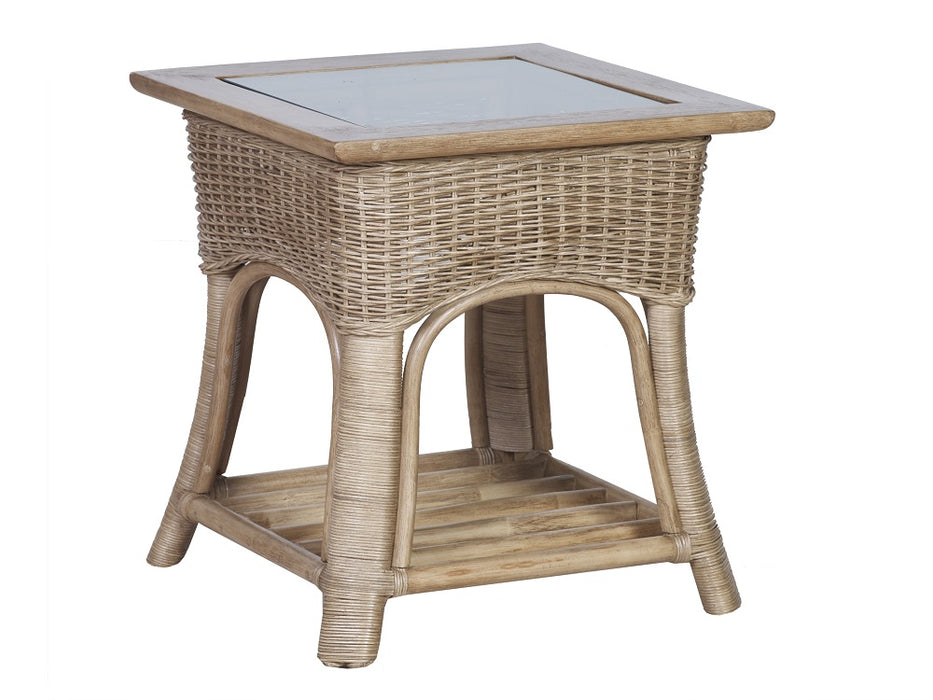 Cane Industries Monza Lamp Table
