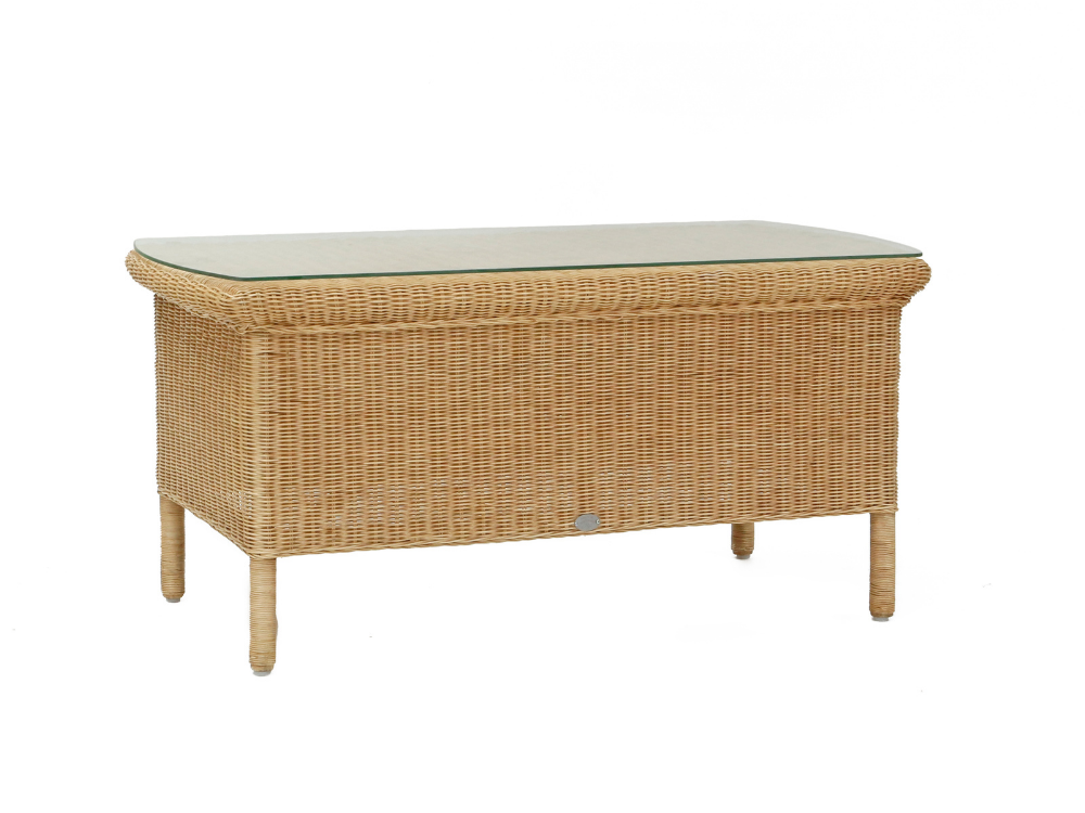 Laura Ashley Natural Coffee Table