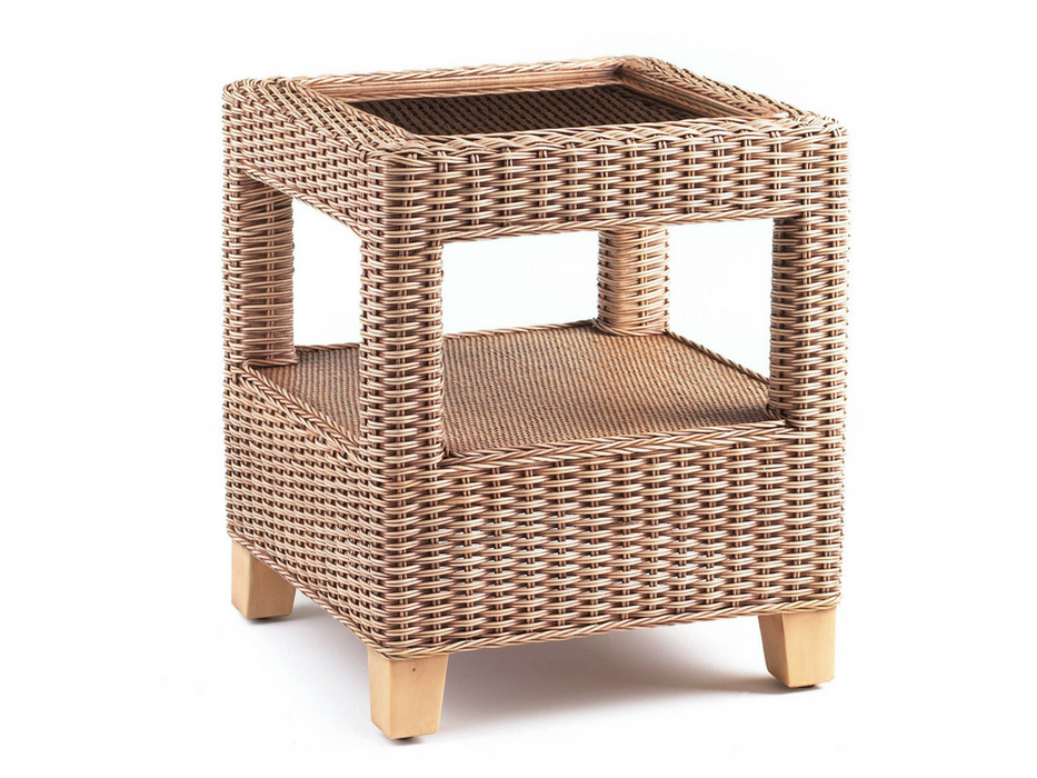 The Cane Industries norfolk side table