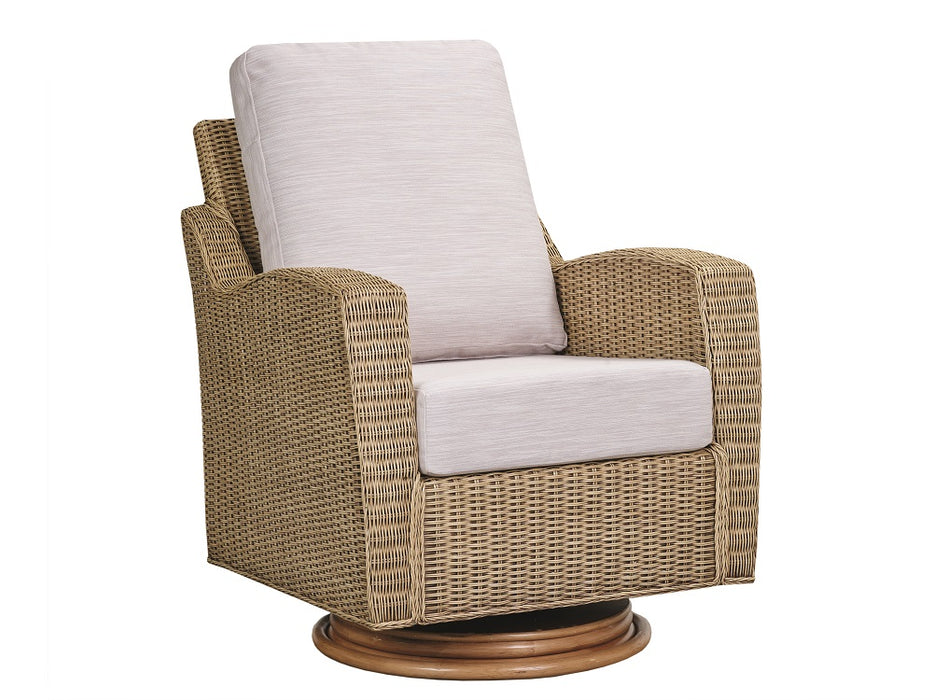 The Cane Industries Norfolk Glider Rocker