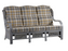 The Cane Industries Parla 3 Seater Sofa