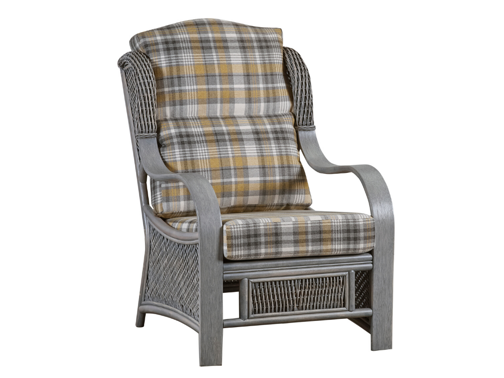 The Cane Industries Parla Armchair