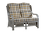 The Cane Industries Parla cane sofa
