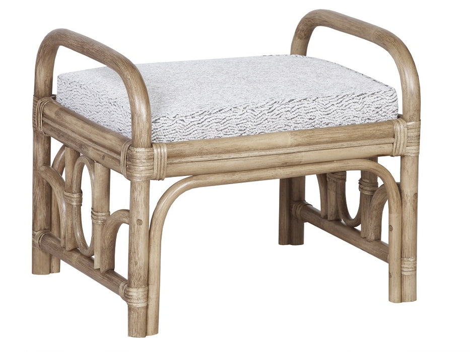 The Cane Industries Pesaro Footstool