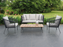 Reims Outdoor Lounging Set