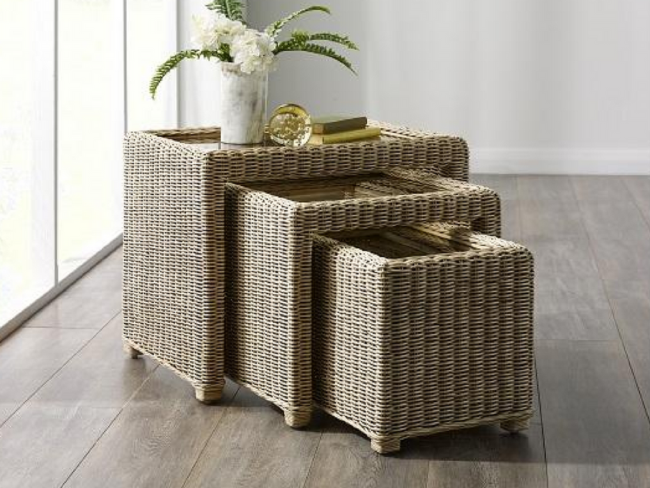 rattan Set of nests