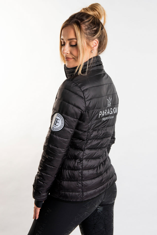 The Puffer Jacket - Black
