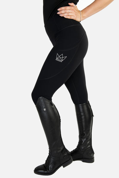 Contour Legging - Black