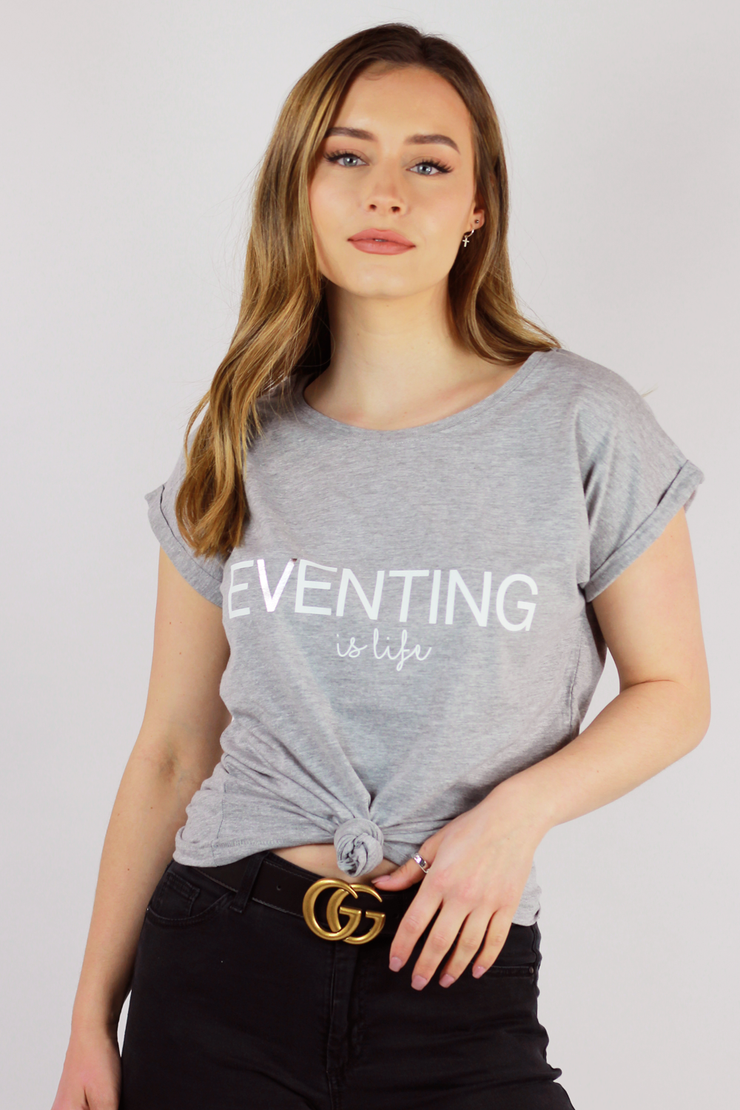 "Eventing ""Is Life"" Tee"