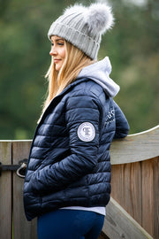 The Puffer Jacket - Navy