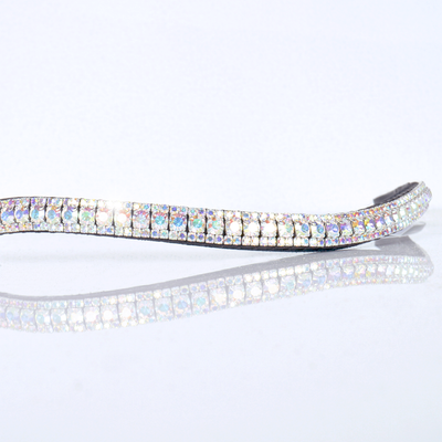Crystal bling browband