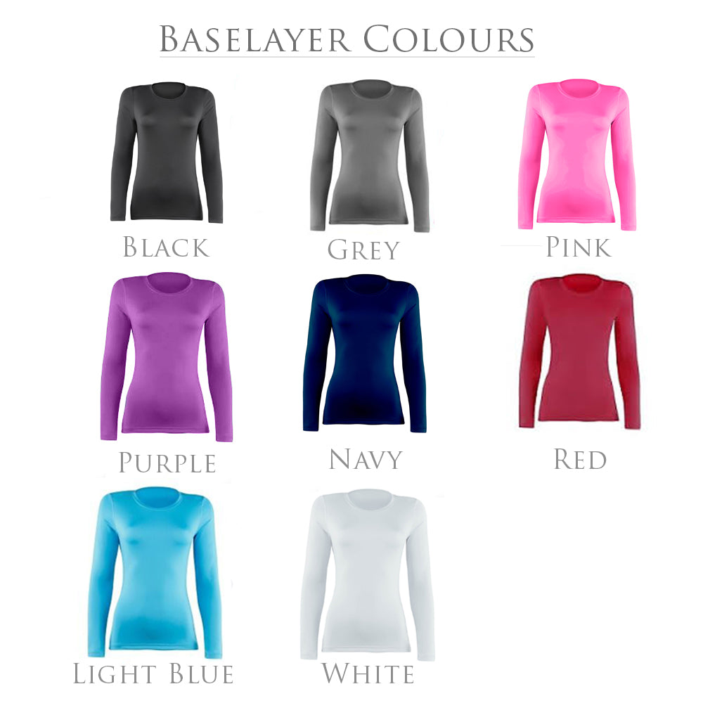Custom Sport Base Layer - With your Name/Tag