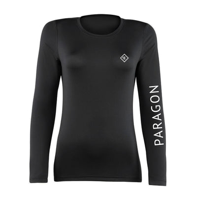 Luxe Sport Base Layer - Black