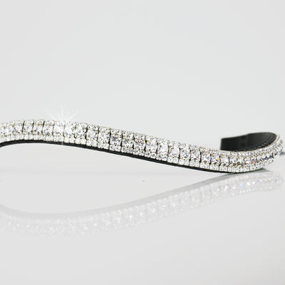 Clear Crystal Browband