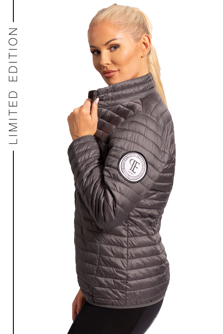 The Puffer Jacket - Graphite