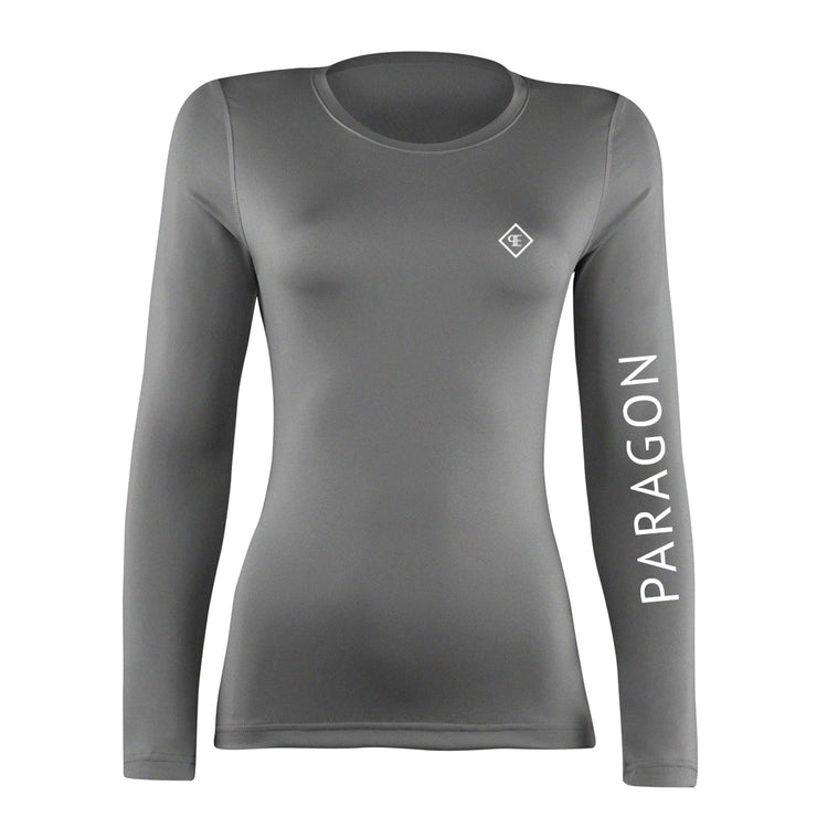 Luxe Sport Base Layer - Grey