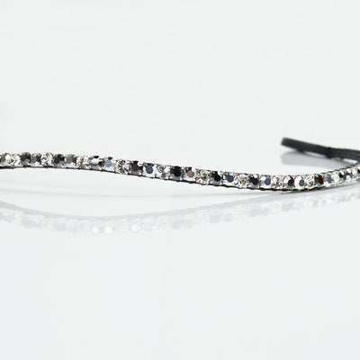 Labrador Multi Colour Mini Glitz Browband