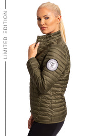 The Puffer Jacket - Olive