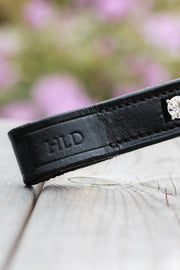 Crystal Bling Browband (3 row) - Design Your Own