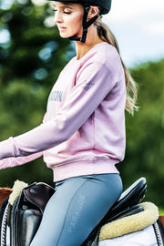 Paragon Luxe Sweater - Pink