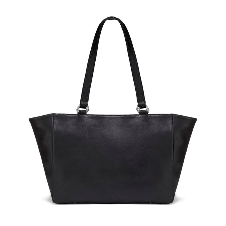 Folgate Leather Tote | Debauch London