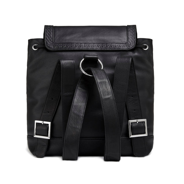 Princelet Leather Backpack | Debauch London