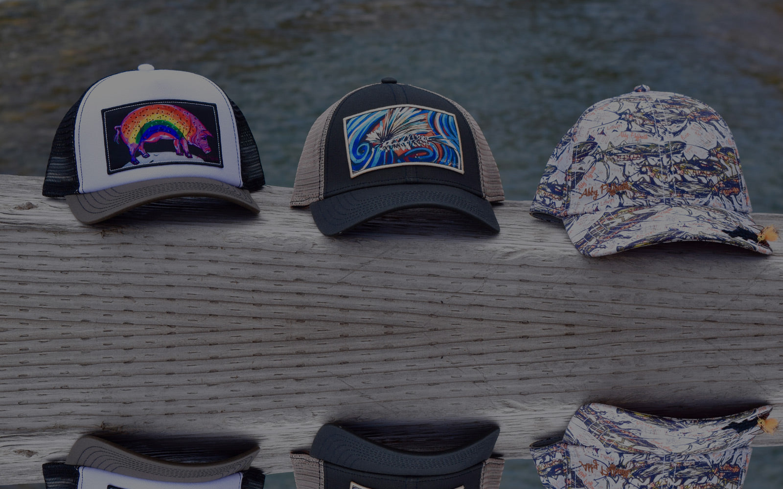 Artist Series Trucker Hats