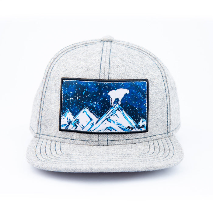 Mountain Goat - Art 4 All Hats   Artwork by Abby Paffrath 4251942af69