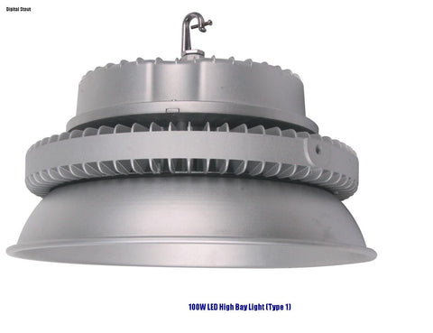 FRATER 100W LED High Bay Light (Type 1)