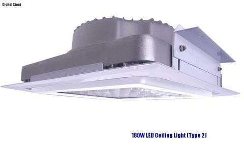 FRATER 180W LED Ceiling Light (Type 1)