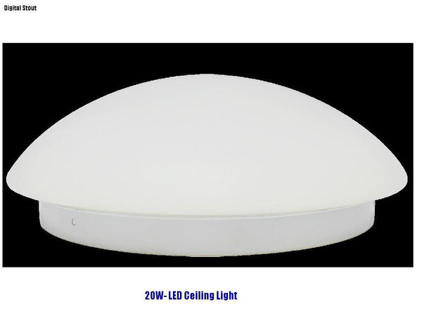 FRATER 20W- LED Ceiling Light