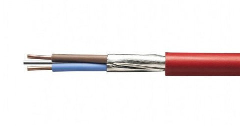 Draka Fire Cable 2Cx1.5 SQMM