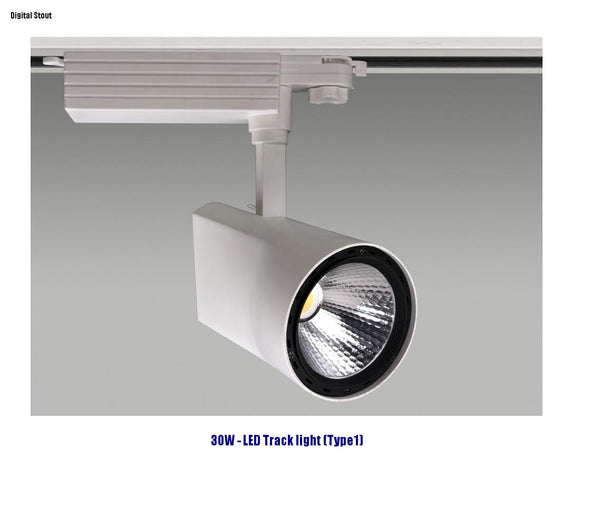 FRATER 30W - LED Track light (Type 1)