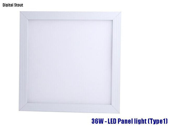 FRATER 36W - LED Panel light with Samsung Drive (Type1)