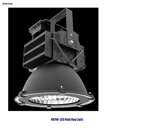 FRATER 400W- LED High Bay Light