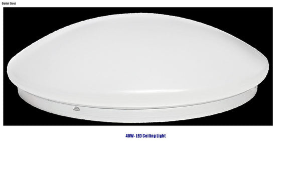 FRATER 40W- LED Ceiling Light