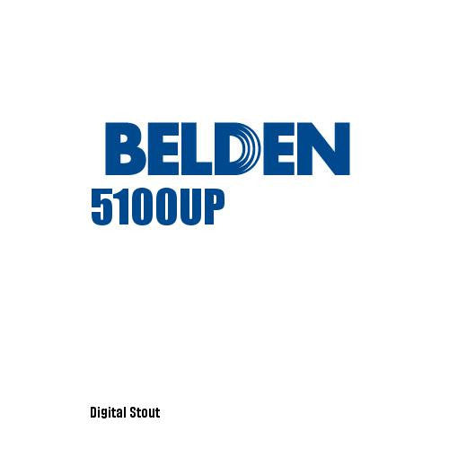 Belden 5100UP