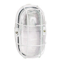 Bulkhead light IP 55 - IK 04 Oval - 75 W - E27 - Outdoor use
