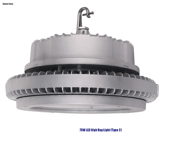 FRATER 75W LED High Bay Light (Type 2)