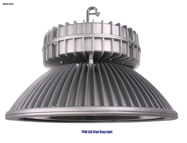 FRATER 75W LED High Bay Light
