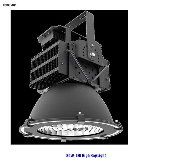 FRATER 80W- LED High Bay Light