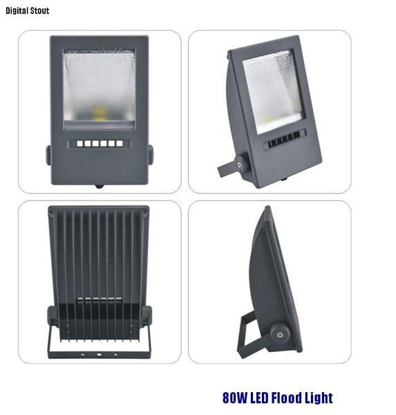 FRATER 80W LED Flood Light